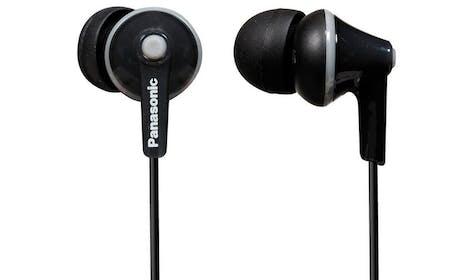 Panasonic ErgoFit In-Ear Earbud Headphones Gallery Image #2