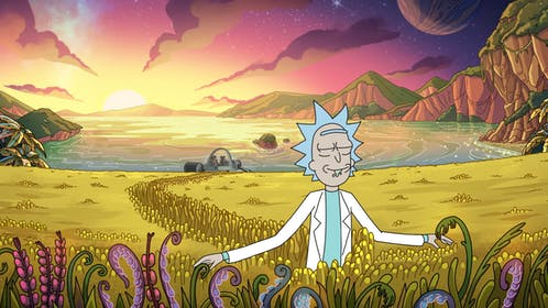 Rick And Morty Gallery Image #2