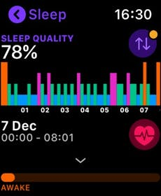 Pillow Automatic Sleep Tracker Gallery Image #18