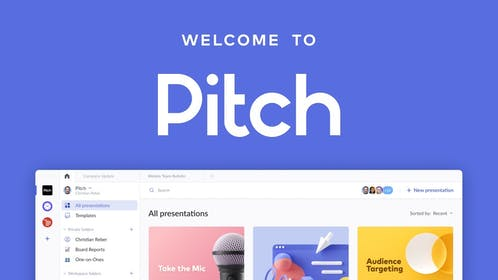 Pitch Gallery Image #4