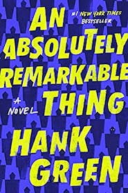 An Absolutely Remarkable Thing Kindle Edition Gallery Image #0