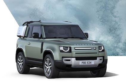 Land Rover Defender Gallery Image #0