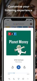 Google Podcasts Gallery Image #3